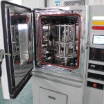 Ozone test interior
